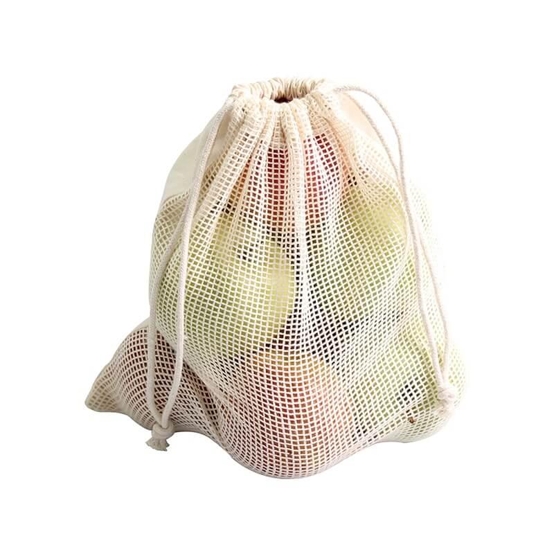 Mister Bags Baumwoll-Taschen - Obstbeutel Franz
